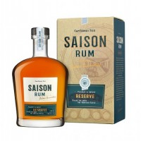 Saison Rum Reserve  0,7l   43,5%